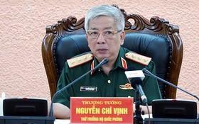 國防部副部長阮志詠上將。(圖源:春松)