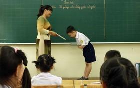 """新學年重於教學生""""做人""""。(示意圖源:互聯網)"""