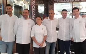 負責上述活動的西班牙廚師。