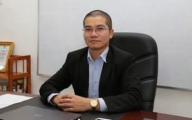 阿里巴巴房地產股份公司董事長阮泰練。(圖源:玲安)