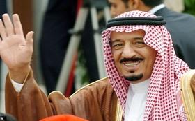 沙特阿拉伯王國國王,首相薩勒曼‧本‧阿卜杜勒阿齊茲‧阿勒沙特。(圖源:EPA)