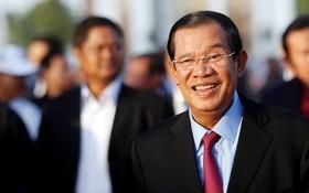 柬埔寨王國首相洪森將於本月4至5日率領柬埔寨王國政府高級代表團對我國進行正式訪問。(圖源:路透社)