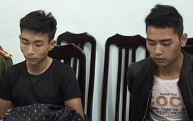 被起訴的2名嫌犯丁文甲(左)和丁文長。(圖源:警方提供)