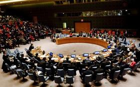 聯合國安理會。(圖源:路透社)