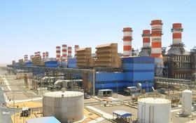 圖為德國Siemens集團在埃及Beni Suef投建全球最大的聯合循環發電廠。