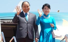 政府總理阮春福偕夫人將從本月26至27日正式訪問科威特。(圖源:光孝)