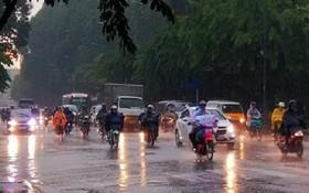 國家水文氣象預報中心:南部白天晴朗,個別地方傍晚降陣雨和雷陣雨。(示意圖源:互聯網)