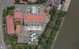 饒祿-氏藝廢水處理廠項目一期階段工程。