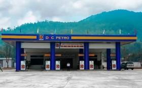 天明德公司旗下的DKC加油站出售劣質汽油。(圖源:P.B)