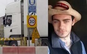 貨車司機莫里斯‧羅賓遜被控多項誤殺罪名。(圖源:互聯網)