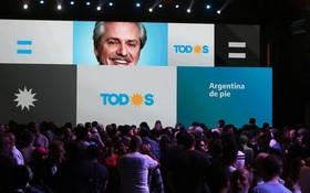 阿根廷27日舉行大選投票,選民將在6名候選人中選舉產生阿根廷新一屆總統,同時還將選舉一名副總統、130名眾議員和24名參議員。(圖源:互聯網)