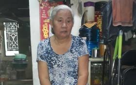 葉惠瓊也有骨痛症,風雨季節痛得厲害。