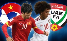2022年世界盃預選賽G組第二輪今晚8:00越南隊迎戰阿聯酋隊。(圖源:互聯網)