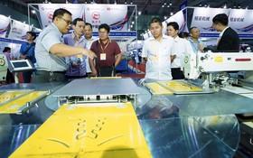 去年的展覽已吸引國內外眾多業者前往參觀和洽商。