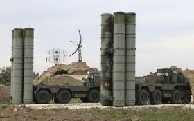 俄羅斯S-400導彈防禦系統。(圖源:俄國防部)