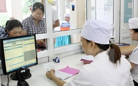 市人委會表示,今年初數月,衛生廳與市社保機關配合指導診治病單位嚴格落實《醫保法》、確保病人診治病權益的規定,旨在有效管理醫保基金。(示意圖源:田升)