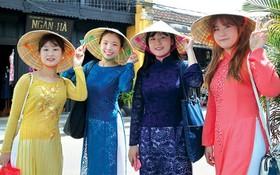 越南目前是韓國遊客的好去處。(圖源:互聯網)