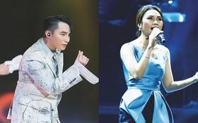 山松M-TP和美心是當前酬勞最高的歌手。