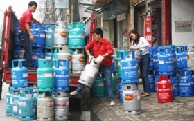 從昨(1)日起,每公斤瓦斯售價調升292元。(示意圖源:互聯網)