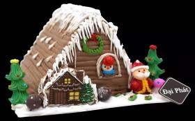 大發餅家的新款聖誕蛋糕。