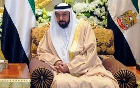 阿拉伯聯合酋長國總統哈利法‧本‧扎耶德‧阿勒納哈揚。(圖源:Wiki)