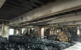 大發新廠火警已即時被撲滅。