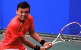 李煌南奪網球男單冠軍。(圖源:互聯網)