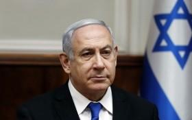 以色列利庫德集團領導人、現任總理內塔尼亞胡。(圖源:AP)