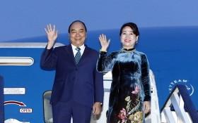 政府總理阮春福偕夫人,以及政府高級代表團將於本月16至18日對緬甸聯邦共和國進行正式訪問。(示意圖源:越通社)