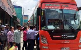 自今(15)日起,芳莊客車股份公司(FUTA Buslines)正式出售2020 庚子年春運車票。(示意圖源:互聯網)