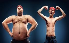 營養不足和肥胖症是營養不良的兩個極端,會影響幾代人。(示意圖源:互聯網)