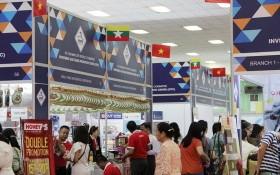市貿易和投資促進中心在馬來西亞舉行越南商品展銷會。