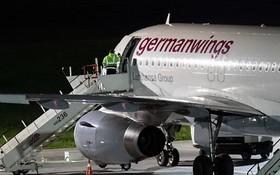 德國漢莎航空旗下的廉價航空德國之翼(Germanwings)服務人員周一起舉行三天的罷工。(圖源:AFP)