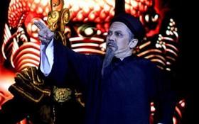 由優秀藝人成祿導演在IDECAF戲院上映的《仙娥》樂劇作品。