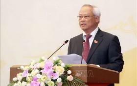 國會副主席汪周琉。(圖源:越通社)