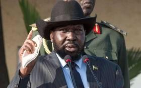 南蘇丹共和國總統薩爾瓦‧基爾‧馬亞爾迪特。(圖源:互聯網)