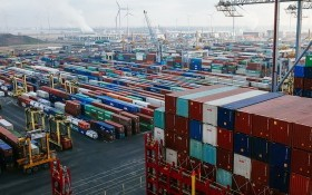 世行報告認為全球經濟下行風險不容忽視。(示意圖源:互聯網)