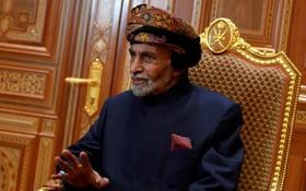 已故阿曼王國國王卡布斯‧本‧賽義德。(圖源:AFP)