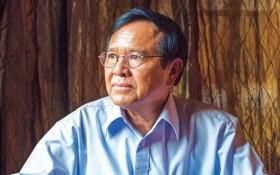 柬埔寨前反對黨救國黨領袖金速卡。(圖源:互聯網)