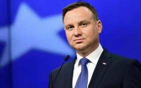 波蘭共和國總統安傑伊·杜達。(圖源:互聯網)