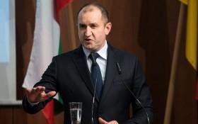 保加利亞總統魯門‧拉德夫。(圖源:互聯網)