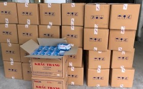 為人道救援可輸出口罩。(示意圖源:互聯網)