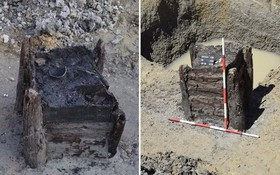 該個水井木結構或為已知最古老木製品。(圖源:互聯網)
