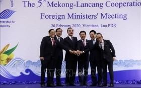 出席會議各國領導合照體現團結。(圖源:越通社)