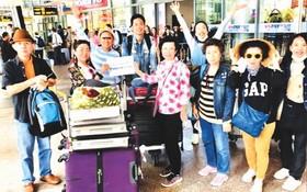 華人企業長虹公司加強開發國內旅遊團。