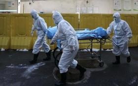 韓國與伊朗因新冠肺炎首現死亡病例。(示意圖源:Getty Images)