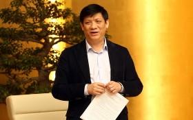 衛生部副部長阮清隆。(圖源:VGP)