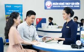 SCB銀行為企業提供優惠貸款服務。