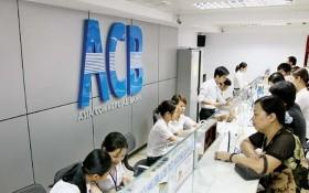 本市亞洲銀行(ACB)日前推出25萬億元優惠貸款活動。(圖源:田升)