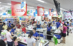 Saigon Co.op 去年營利逾 35 萬億元。(圖源:互聯網)